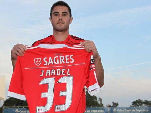 Jardel  «Sinto-me cada vez mais preparado para ser titular ... edf185f1f6d10