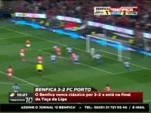 Resumo Taça da Liga - SL Benfica X FC Porto