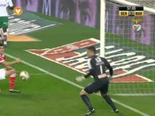 Benfica 2-1 Marítimo (21ª Jornada - Época 10/11)