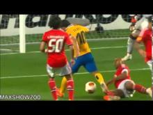 Benfica 2 Juventus 1 (Semifinal -Ida- Europa League 2014)