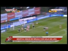 25ª jornada, SC Braga 0-1 SL Benfica