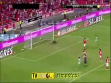 Benfica 8-1 V. Setúbal (3ª Jornada)  August 31, 2009