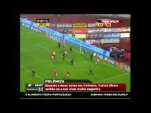 4.ª jornada, Académica 2-2 SL Benfica