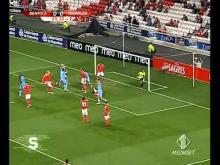 Coppa+UEFA+2008-2009 Benfica-Napoli 2-0