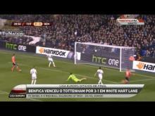 Tottenham 1 - 3 Benfica Goals and Highlights [HD]