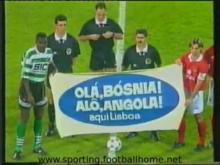 Benfica - 0 Sporting - 0 de 1995/1996