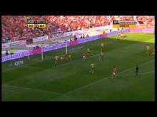 27ª jornada, Arouca 0-2 SL Benfica