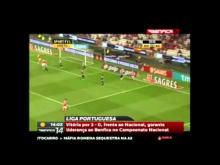 3ª jornada, SL Benfica 3-0 Nacional da Madeira