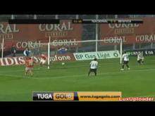 Nacional 0-1 Benfica (Liga Sagres) 14/03/2010 [HD]