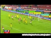 Benfica 7 - 0 Paços Ferreira (2002)