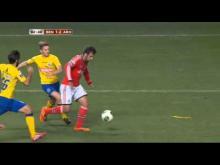 SL Benfica vs. Arouca - Golo de Lima Penalti