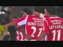 Nuno Gomes Goal against Porto