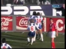 FC Porto 1 1 Benfica 92 93