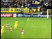 Villarreal 1-1 Benfica - Golão de Manuel Fernandes (Uefa Champions League 05-06)