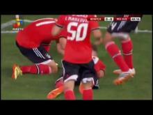 SL Benfica 2 vs 0 Rio Ave (Final da Taça)