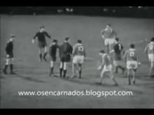 Final Liga dos Campeões 1962 Benfica 5 x 3 Real Madrid