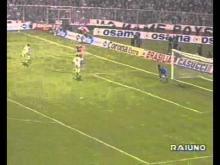 1994 - Benfica 2-1 Parma - Golos Isaías e Rui Costa