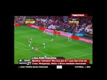24ª jornada, SL Benfica 6-1 Rio Ave