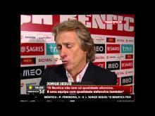 20ª jornada, SL Benfica 3-0 Paços de Ferreira