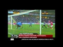 18ª jornada, Nacional 2-2 SL Benfica