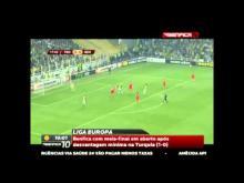 Liga Europa, Fenerbahçe 1-0 SL Benfica