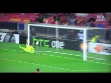 Benfica 1 - 0 Bordeaux 1st leg UEFA Europa League 07.03.2013 Fantastic goal by Rodrigo Moreno