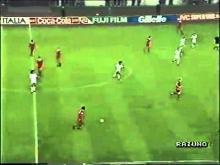 Finale Coppa dei Campioni 1989-90 Milan - Benfica 1-0
