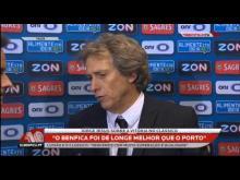 15ª jornada, SL Benfica 2-0 FC Porto