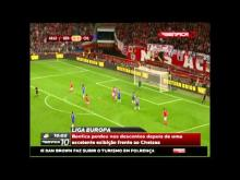 Final Liga Europa - SL Benfica 1-2 Chelsea
