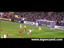 Tottenham Hotspur 1 - 3 Benfica Highlights - iAgencyNet.com