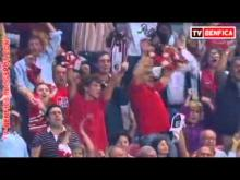 Benfica 6 1 Nacional Liga Sagres 2009 2010