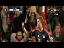 Benfica vs Bayern Munich 2-2 EXTENDED English Version 13/4/2016