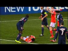 Liga dos Campeões, SL Benfica 2-1 Paris Saint-Germain