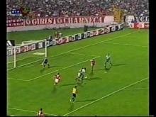 Benfica 3 x 2 Vitória Setúbal - Campeonato Português 2001/2002