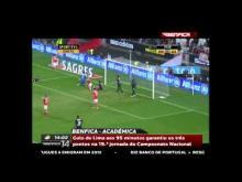 19ª jornada, SL Benfica 1-0 Académica