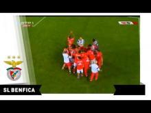 BENFICA: Supertaça Cândido de Oliveira: SL Benfica 3–2 Rio Ave (g.p.)