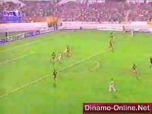 Benfica Lisabona - Dinamo Bucharest 0-1