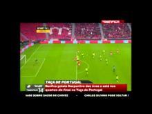 Taça de Portugal, SL Benfica 6-0 Desp. Aves