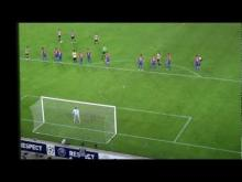Champions League: FC Basel vs Benfica (Golo de Cardozo, 0-2)