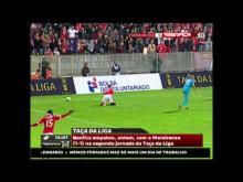 Taça da Liga - Moreirense 1-1 SL Benfica