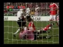 Português 2007-08: Benfica 6 x 1 Boavista