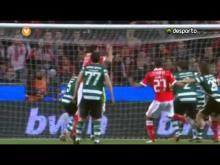 SL Benfica 2-1 Sporting C.P.