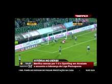 11ª jornada, Sporting CP 1-3 SL Benfica