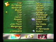FESTA DE CAMPEÃO  Gil Vicente   0 3   Benfica   Época 1993 94
