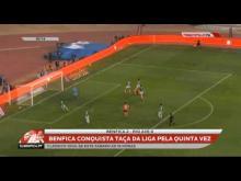 Benfica conquista Taça da Liga!