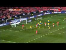 12ª jornada, SL Benfica 2-2 Arouca