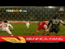 EStugarda 0 Benfica 2  2010 2011