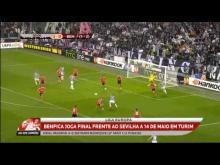 SL Benfica na final da Liga Europa